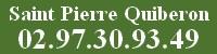 telephone tennis saint pierre quiberon
