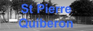 Peninsula tennis club site saint pierre quiberon