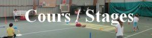 cours et stages clubs tennis quiberon