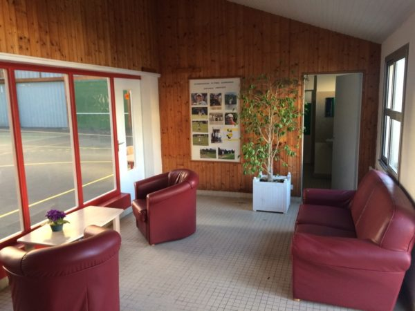 site de quiberon : le club house