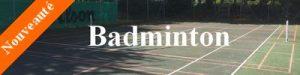 badminton quiberon
