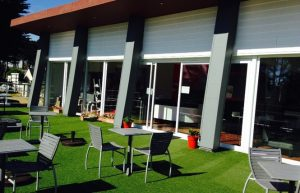 terrasse club house tennis quiberon bois d'amour