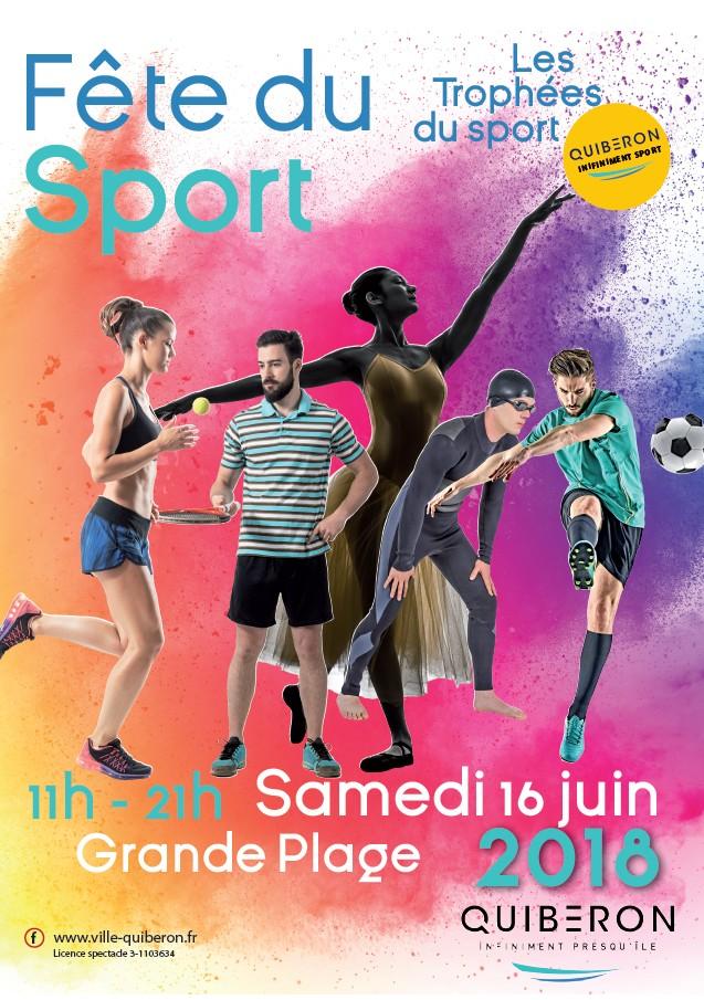 Fête du sport juin 2018