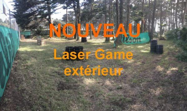 nouveauté laser game