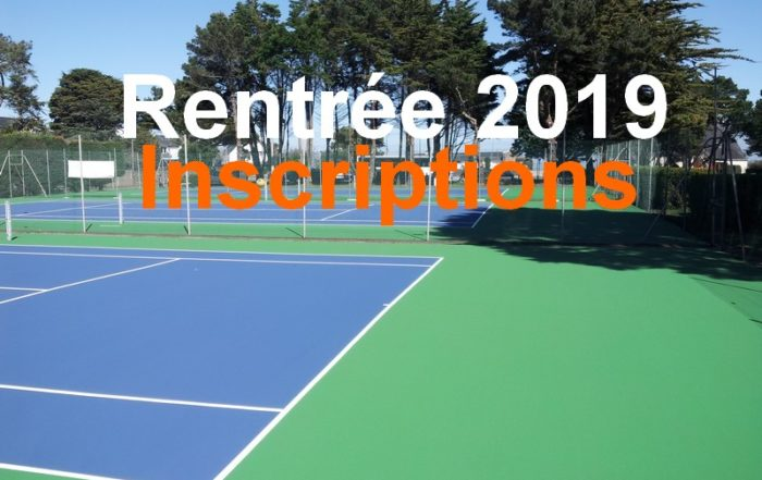 rentree tennis quiberon 2019